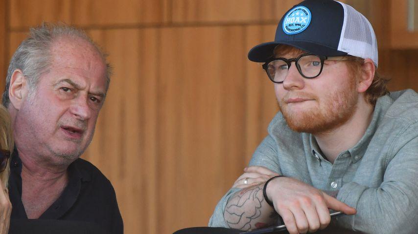 Ed Sheeran und Co.: Stars trauern um Musik-Promoter (†68)
