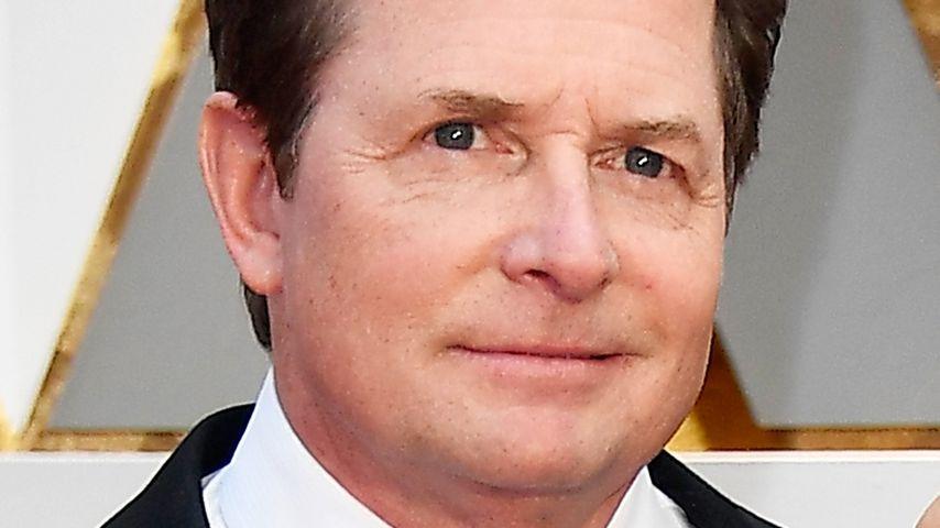 Michael J. Fox im Februar 2017