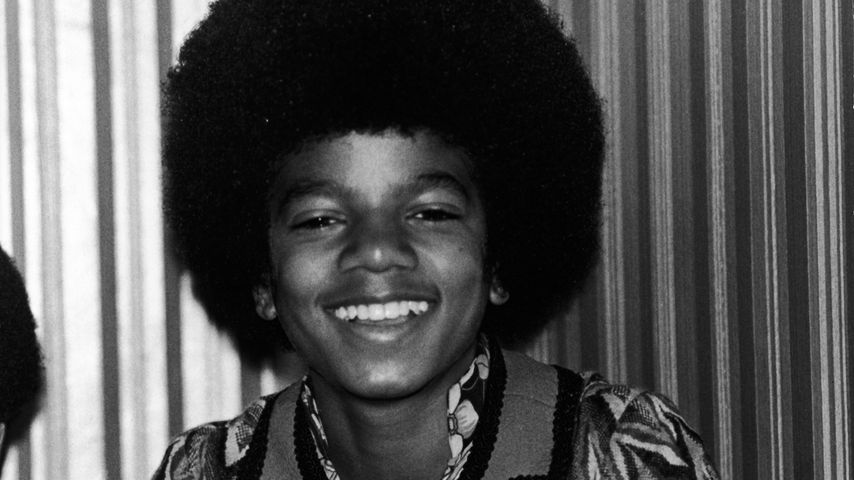Michael Jackson im Alter von 14 Jahren, 1972
