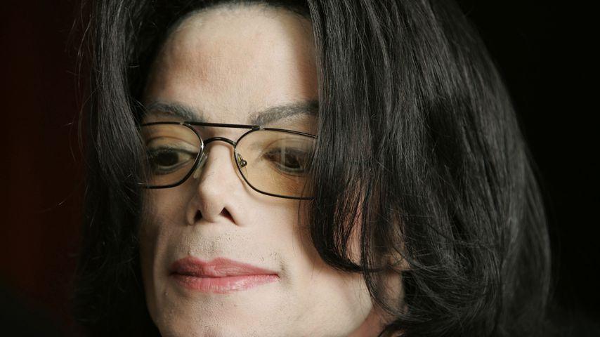 Michael Jackson im März 2005