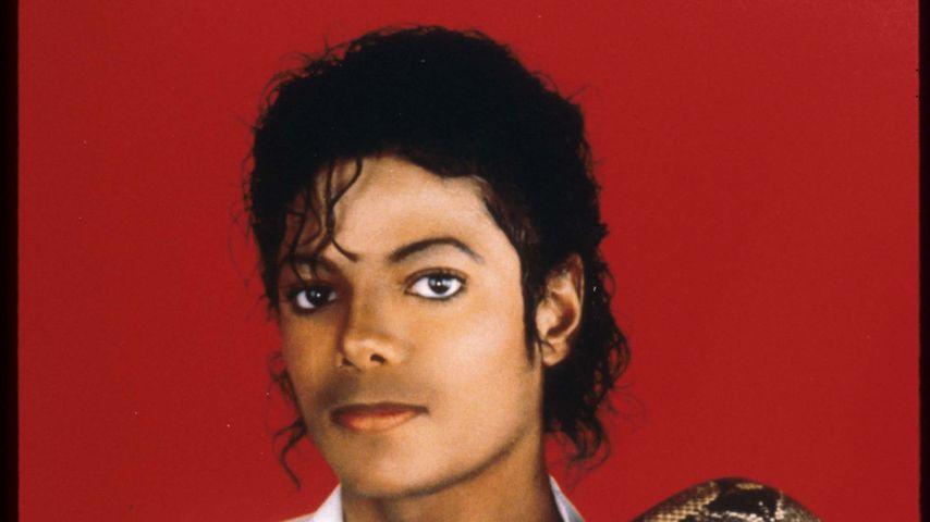 Michael Jackson auf dem Höhepunkt seines Ruhms 1982