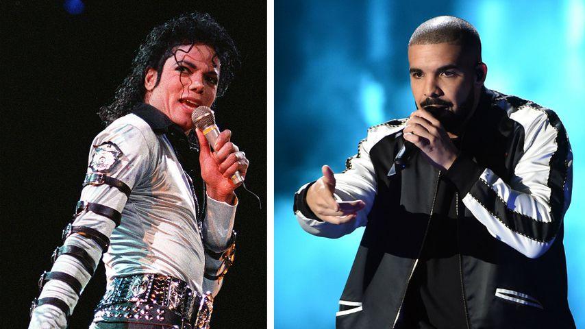 Wow-Duett: Drake veröffentlicht Song mit Michael Jackson!
