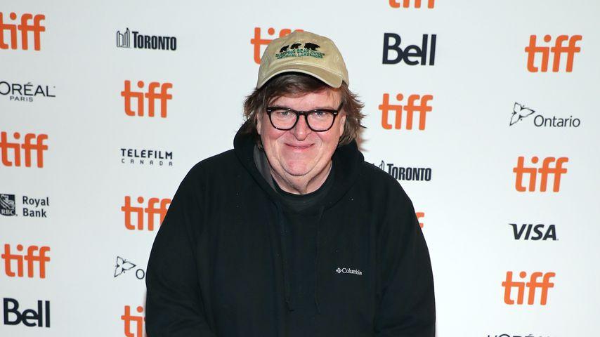 """Michael Moore bei der Premiere von """"Giant Little Ones"""""""