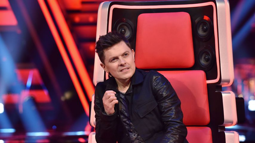 "Michael Patrick Kelly bei ""The Voice Senior"""