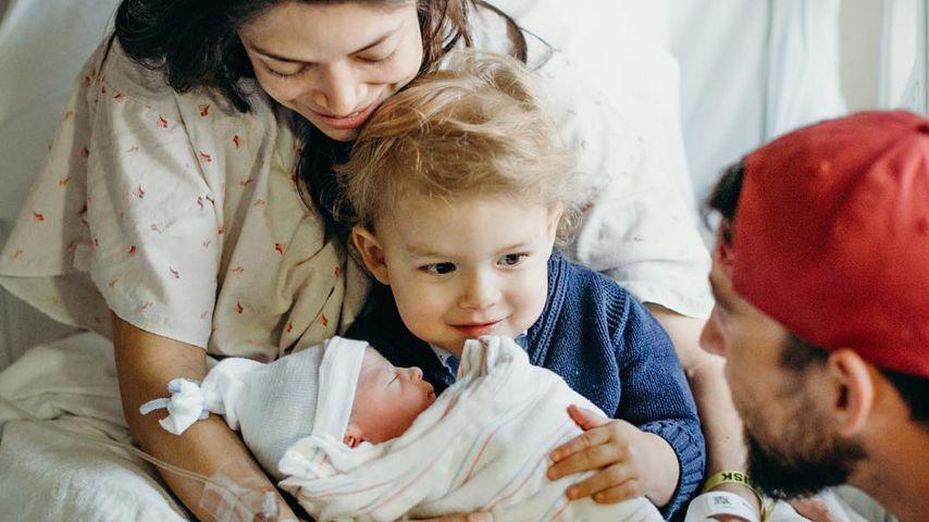 2. Söhnchen für Michael Phelps: Das ist der kleine Beckett!