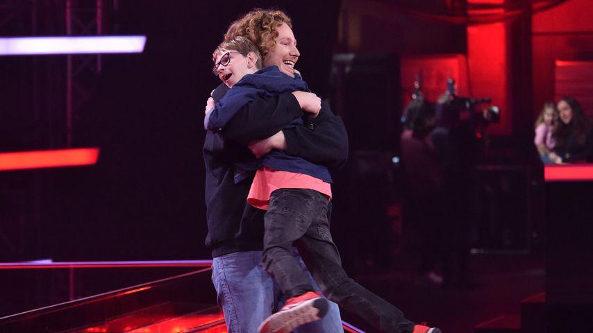 """Rührend: Michael Schulte zurück auf der """"The Voice""""-Bühne"""