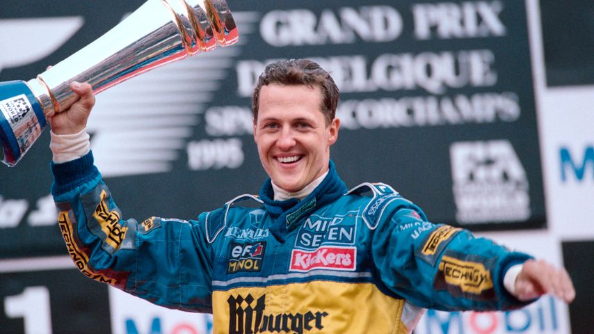 Michael Schumacher, Formel-1-Legende