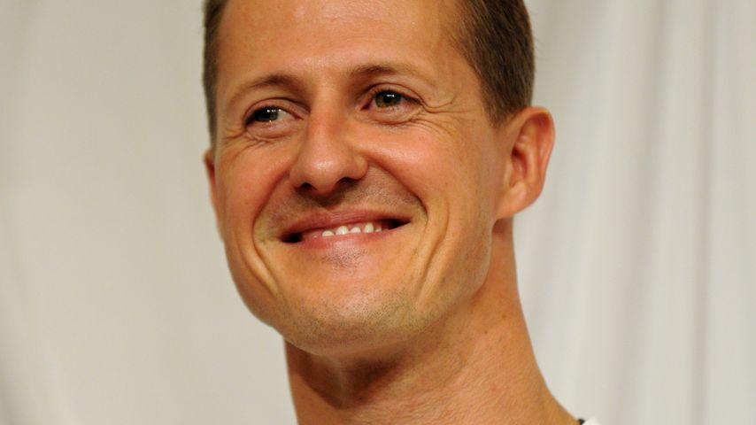 Preis für Lebenswerk: 25. Jubiläum für Michael Schumacher