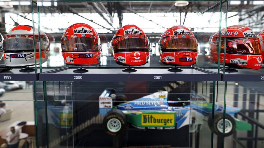 Michael Schumacher Private Collection in der Motorworld Köln