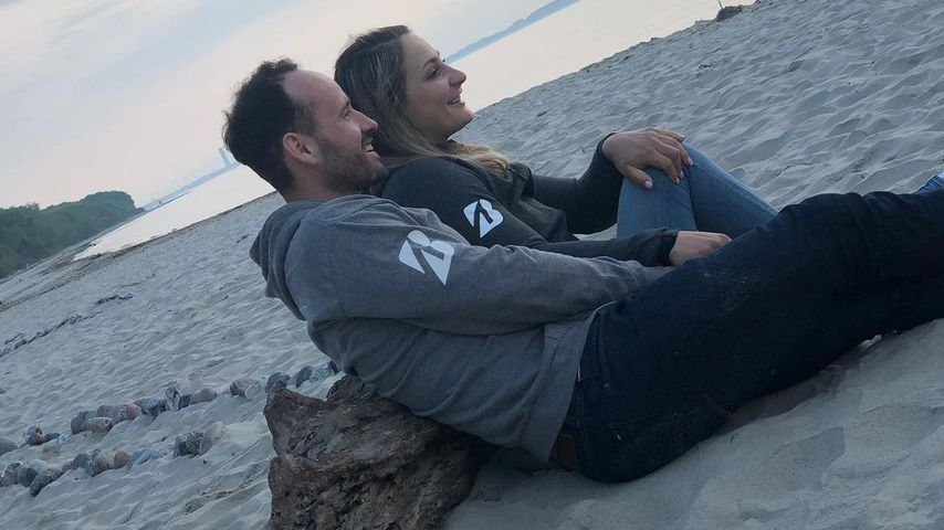 Michael Seidenbecher und Kristina Vogel