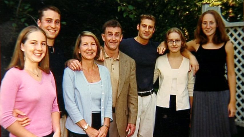 Caitlin Atwater, Clayton, Kathleen, Michael, Todd Peterson, Martha Ratlif und Margaret Blake