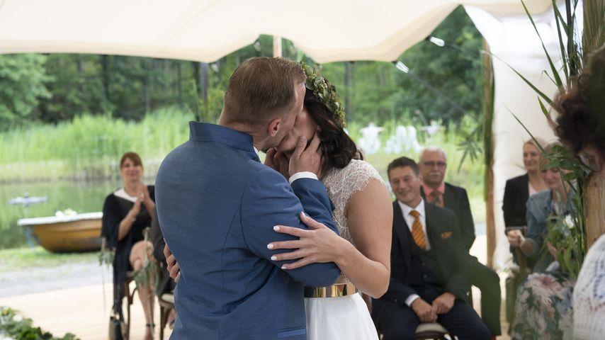 """""""Hochzeit auf den ersten Blick""""-Paar Michael und Lisa"""