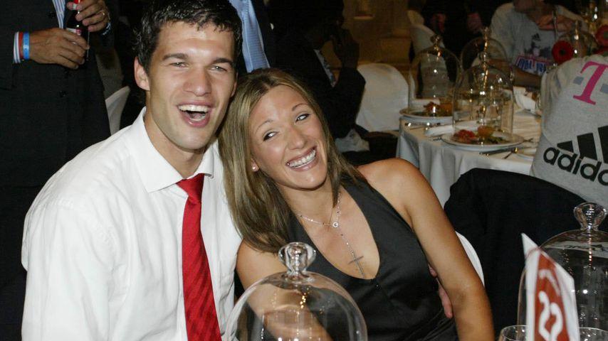 Michael und Simone Ballack, 2003