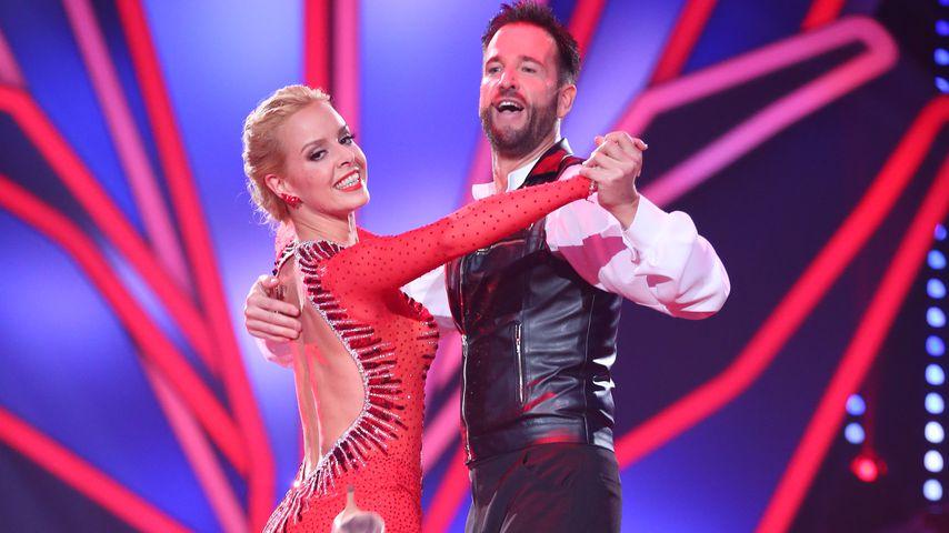 "Michael Wendler und Isabel Edvardsson bei ""Let's Dance"""