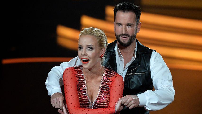 "Isabel Edvardsson und Michael Wendler bei ""Let's Dance"""
