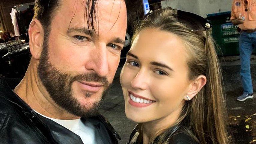 Michael Wendler und Laura Müller im Dezember 2019
