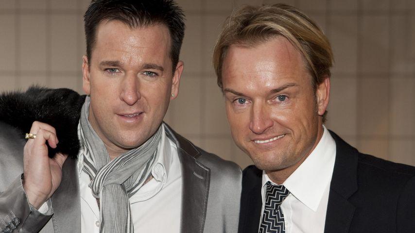 Michael Wendler und Markus Krampe, 2010