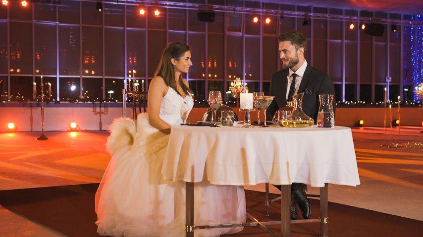"""Michèle de Roos und Niko Griesert in Folge fünf von """"Der Bachelor"""""""