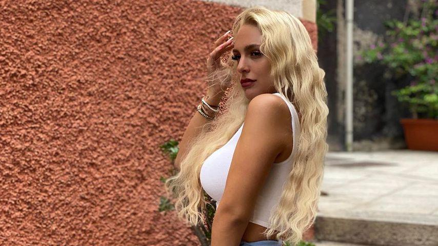 Michelle Daniaux im Oktober 2020