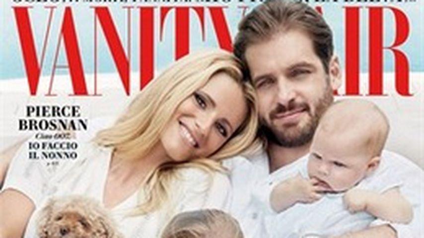 Michelle Hunziker: Ihr Familien-Glück ziert das erste Cover