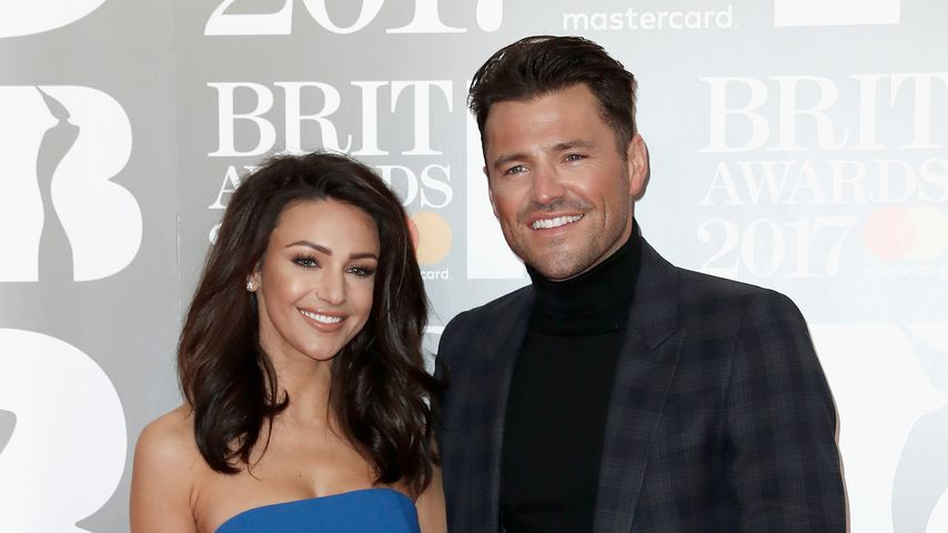 Michelle Keegan und Mark Wright bei den Brit-Awards in London