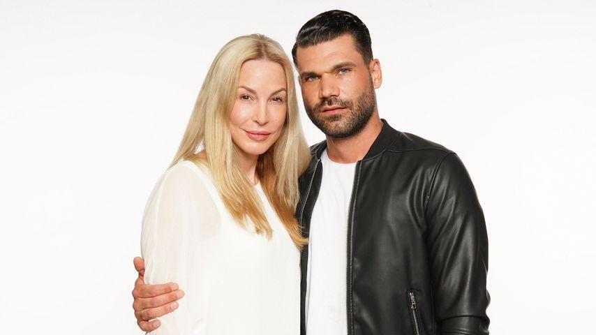 """Michelle Monballijn und Mike Cees-Monballijn, """"Das Sommerhaus der Stars""""-Kandidaten 2021"""
