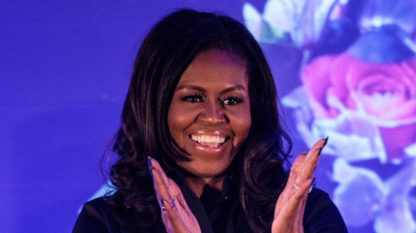 Michelle Obama in London 2018