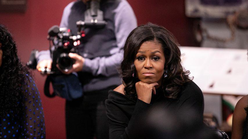 """Michelle Obama hinter den Kulissen von """"Becoming – Meine Geschichte"""""""