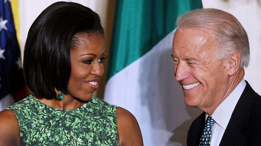 Präsidentschaftskandidat möchte Michelle Obama als neue Vize