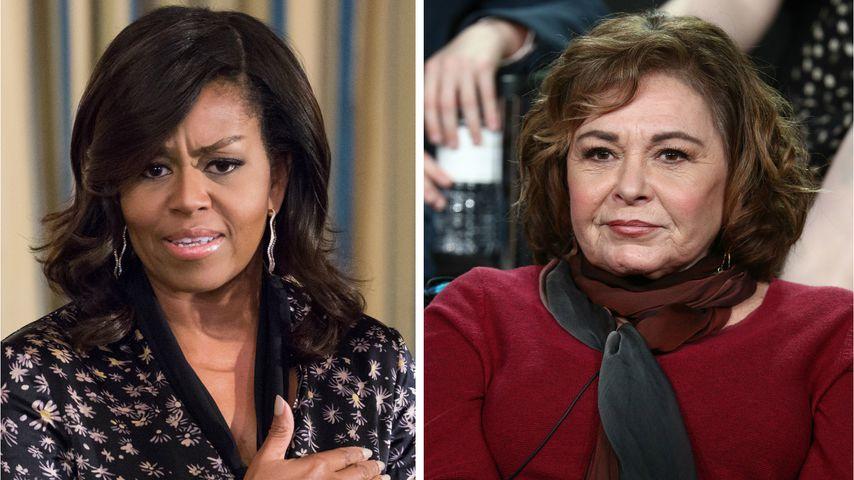 War Michelle Obama Schuld an Roseanne Barrs Show-Aus?