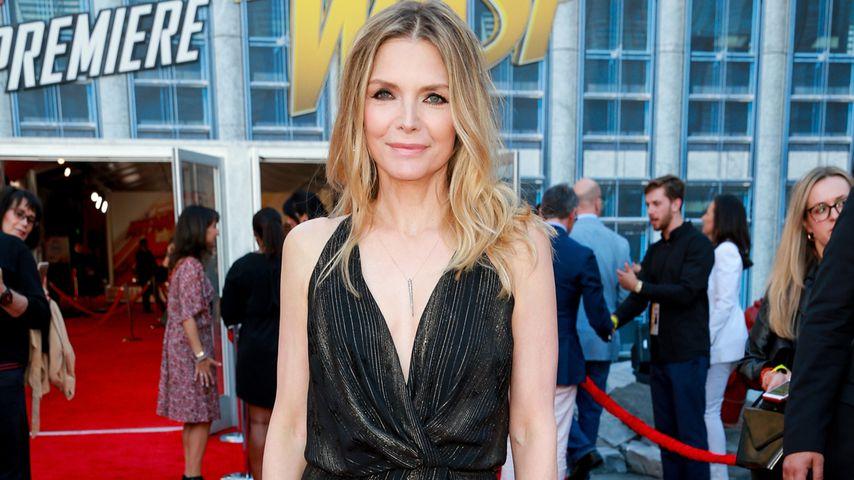 Michelle Pfeiffer im Juni 2018