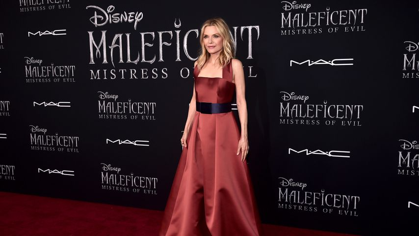 """Maleficent""-Star Michelle Pfeiffer"