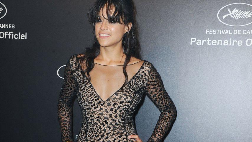 Partymaus! Michelle Rodriguez rockt Filmfestspiele in Cannes