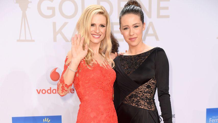 Michelle Hunziker und Aurora Hunziker