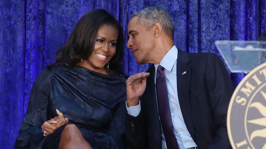 Michelle Obama fast in Flugzeug-Crash verwickelt