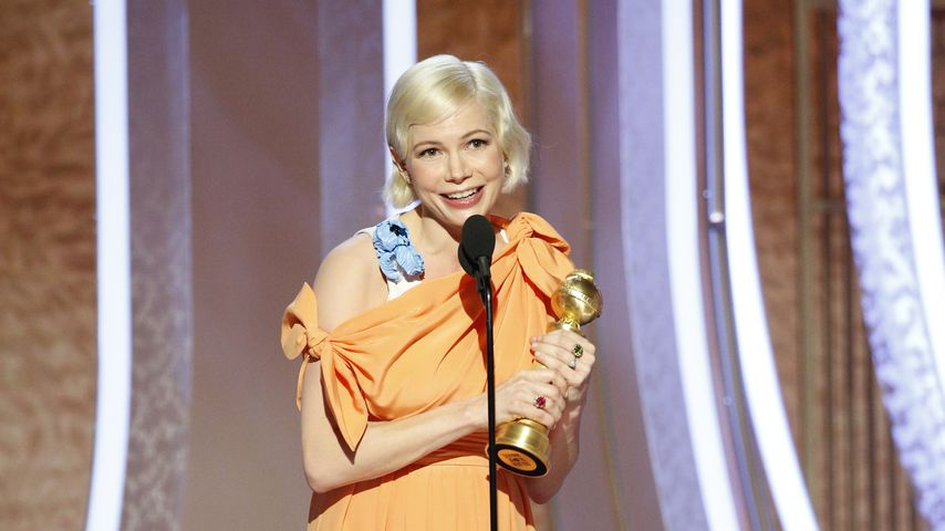Michelle Williams bei den Golden Globes 2020