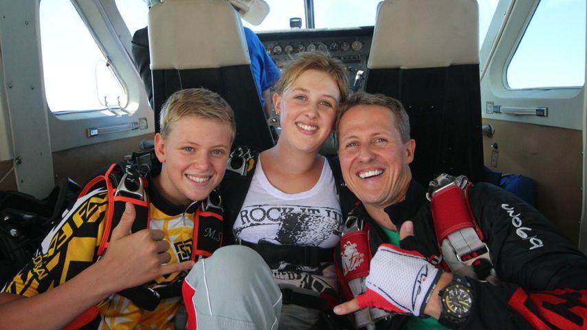 Rührend: Michael Schumachers Kinder sprechen über ihren Papa
