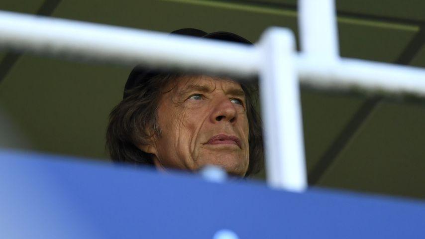 Mick Jagger, Musiker