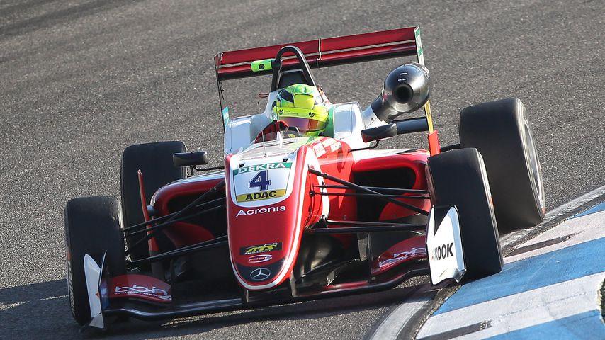 Mick Schumacher bei der Formel-3-Europameisterschaft 2018