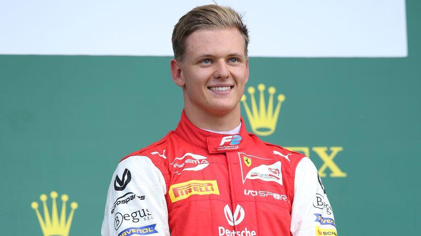 Mick Schumacher, Rennfahrer