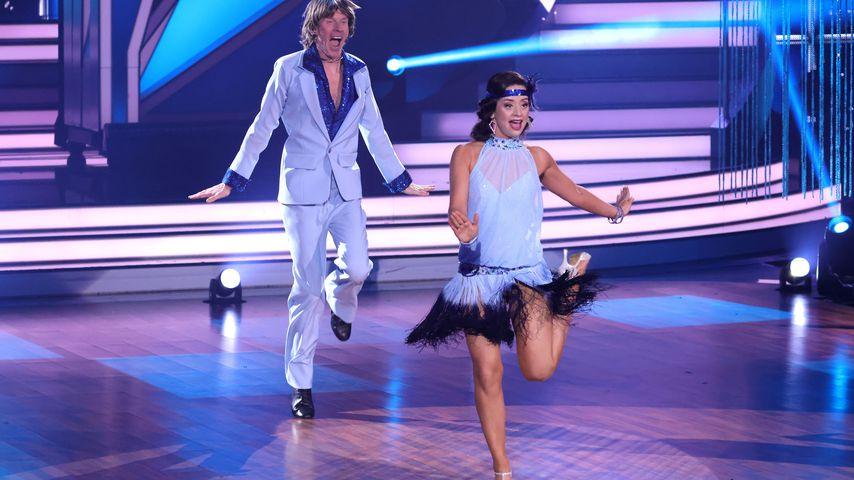 """Mickie Krause und Malika Dzumaev, """"Let's Dance""""-Paar 2021"""