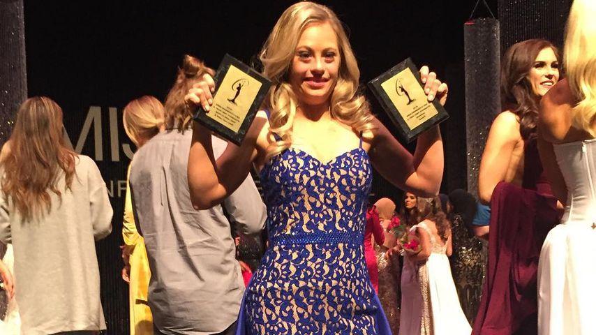 Mikayla Holmgren: Erste Miss-Wahl-Beauty mit Down-Syndrom
