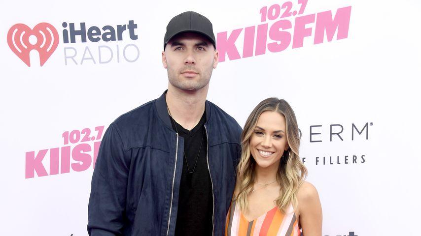 Mike Caussin und Jana Kramer im Juni 2019