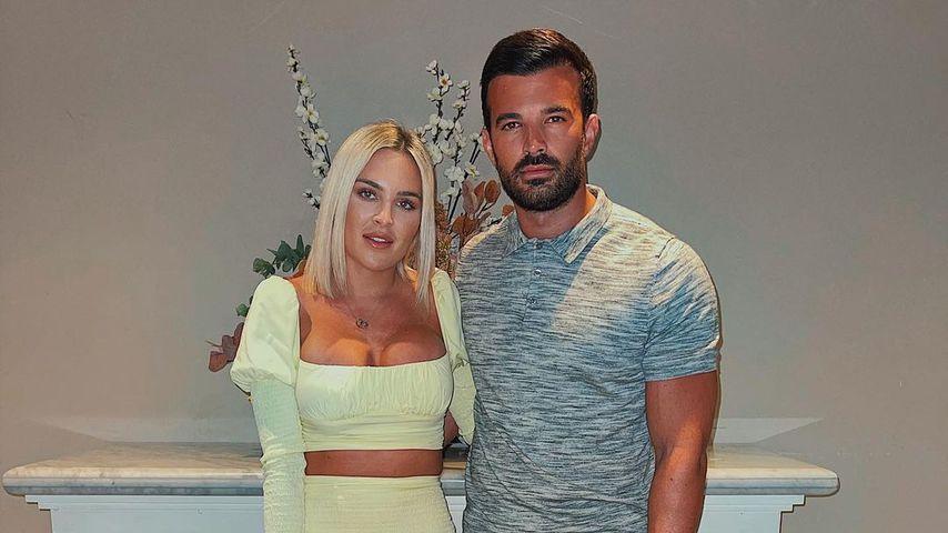 Mike Hassini und seine Freundin