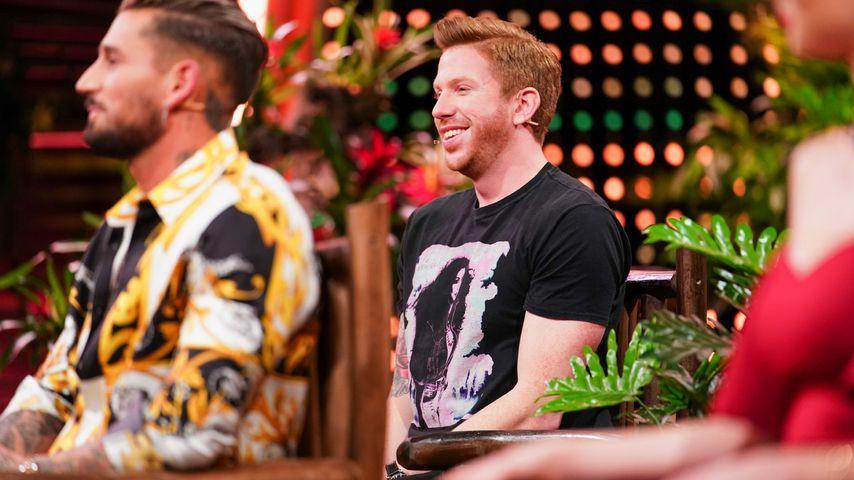 Mike Heiter und Lars Tönsfeuerborn im Dschungelshow-Halbfinale 2021