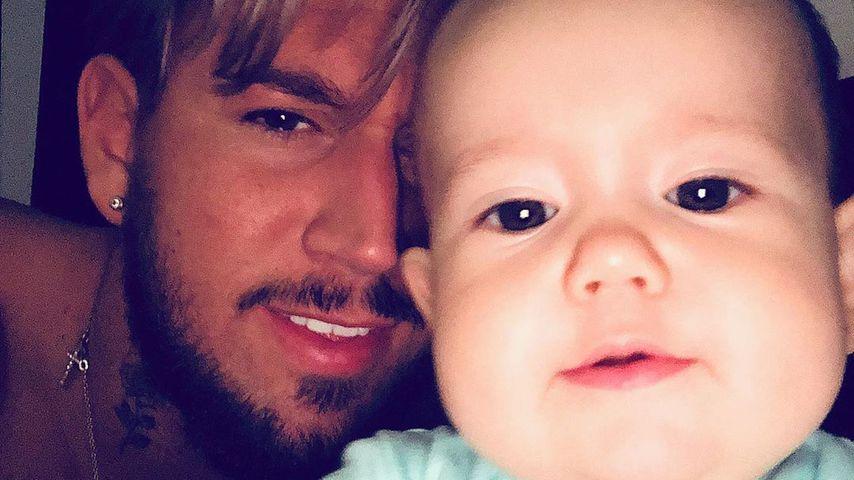 """Papas Handy geklaut"": Mike Heiters Aylen im Selfie-Modus"