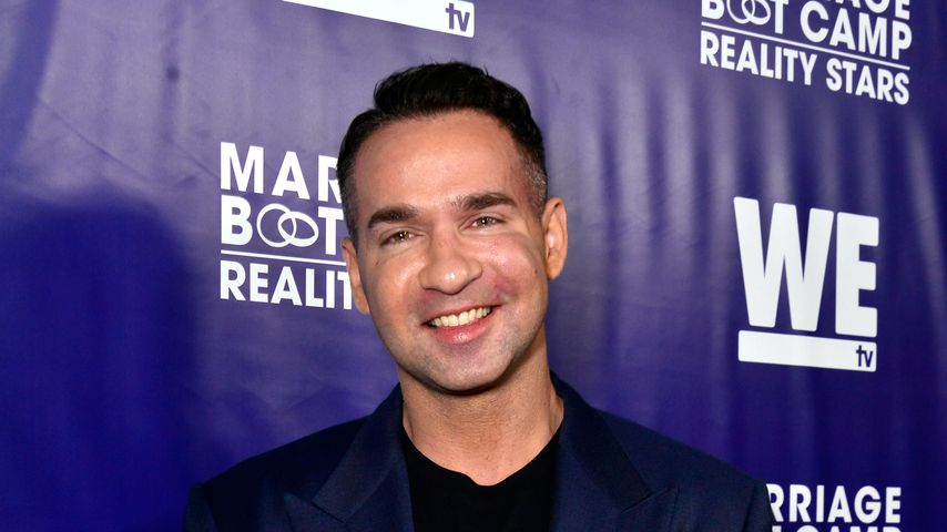 "Mike Sorrentino bei der Premiere der dritten Staffel von ""Marriage Boot Camp Reality Stars"""