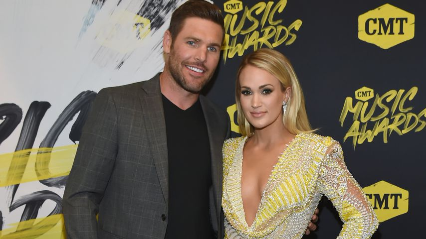 Mike Fisher und Carrie Underwood