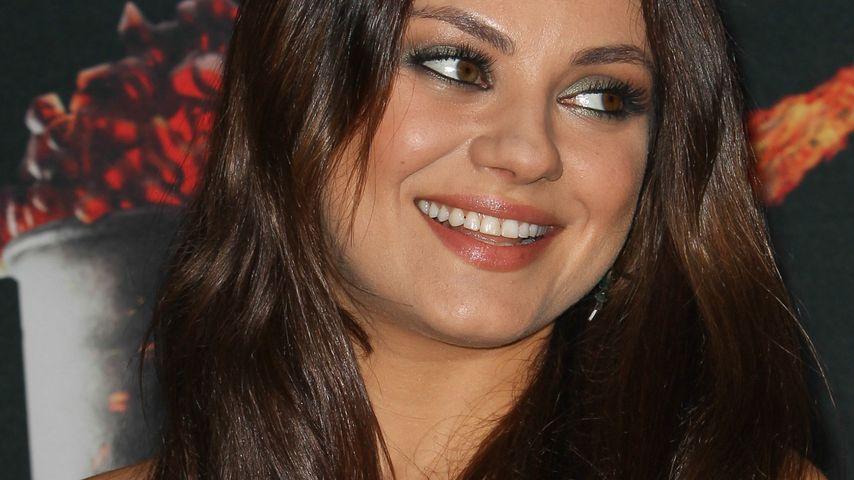 Mila Kunis: Stillen ist das beste Work-out!