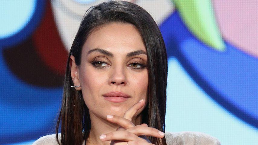 Anti-Stress-Rezept: Mila Kunis fängt einfach an zu heulen!